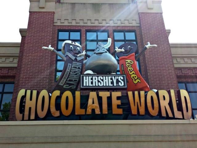 The Hershey Experience: Chocolate World