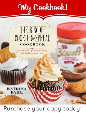 Purchase The Biscoff Cookie and Spread Cookbook by Katrina Bahl