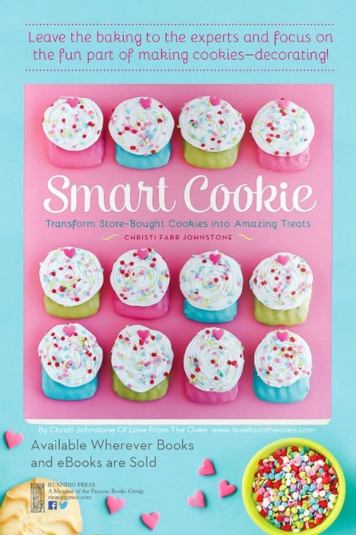Smart Cookie Cookbook by Christi Johnstone