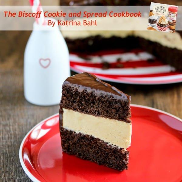 Biscoff Buckeye Cake