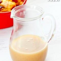 Pumpkin Spice Vanilla Butter Sauce Recipe