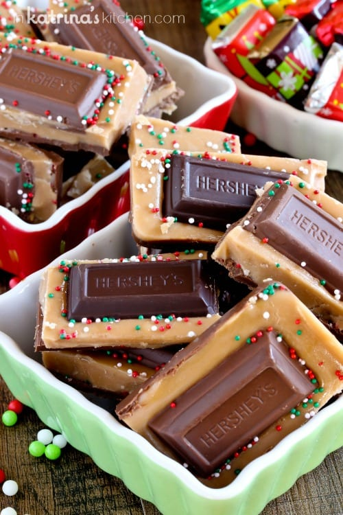 Double Chocolate Toffee Recipe- perfect for gifts!