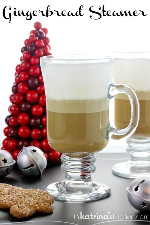 Gingerbread Steamer Recipe