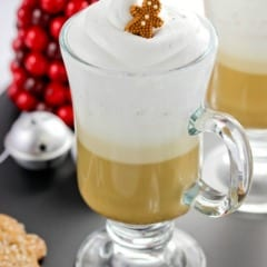 With the seasonal flavors of brown sugar and molasses, these Gingerbread Steamers are the perfect warm drink for a quiet evening by the fire.