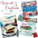 Holiday Cookbook Giveaway