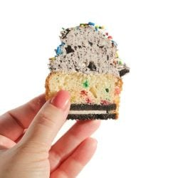 Funfetti Oreo Surprise Cupcakes Recipe...MUST MAKE!