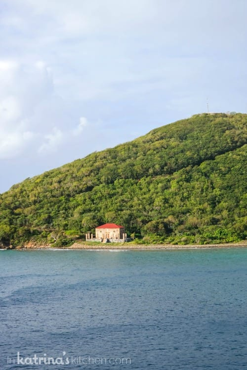 St. Thomas US Virgin Islands with Princess Cruises