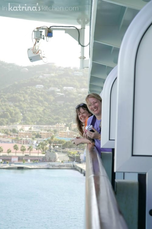 Friends aboard our ship the Regal Princess