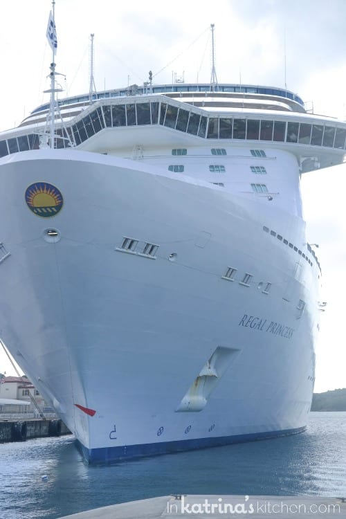 The Regal Princess