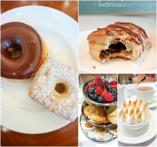 Regal Princess Breakfast and Brunch- want to know the MUST GRAB foods to get aboard the Regal Princess? Food Photo Tour