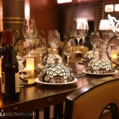 Food and Dining aboard the Regal Princess