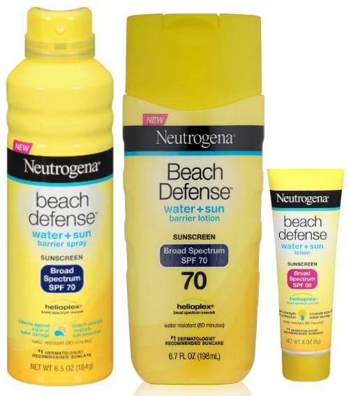 Uncommon Cruising Essentials- Don't forget to pack sunscreen... including a travel size for excursions.