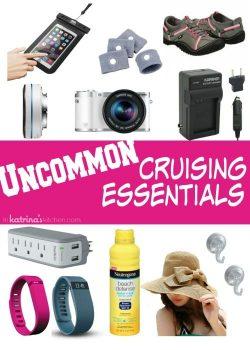 Uncommon Cruising Essentials