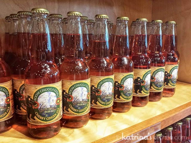 Cherry Soda // Sharing By The Shore- a Northern Michigan Blogger Retreat