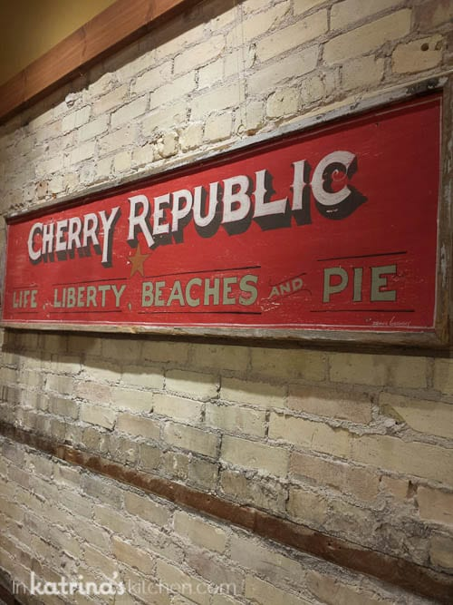 Cherry Republic Northern Michigan