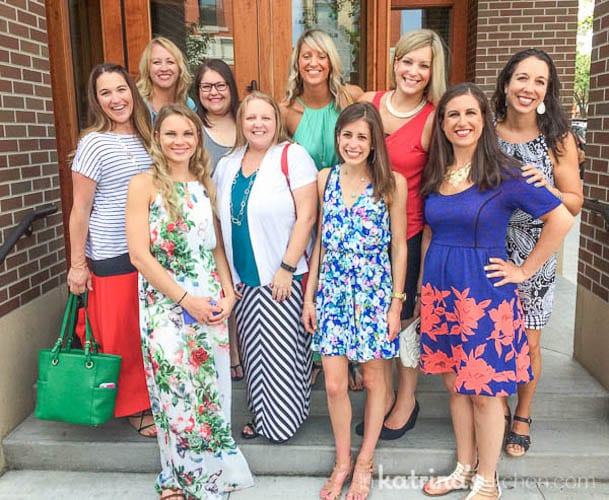 Sharing By The Shore- a Northern Michigan Blogger Retreat