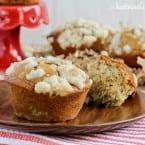 Biscoff Banana Streusel Muffins Recipe