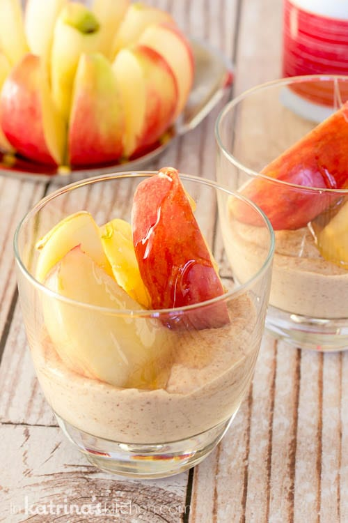 High Protein Fruit Dip Recipe- the perfect guilt-free sweet treat