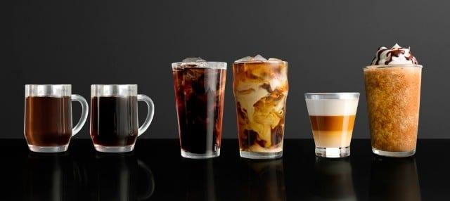 Ninja coffee bar brews
