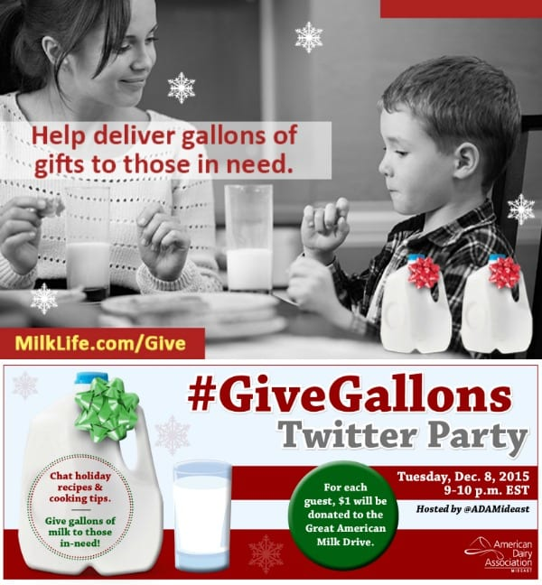 Give Gallons