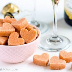 Homemade Champagne Cocktail Sugar Cubes Recipe
