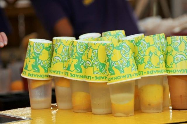 Lemon Shakeup
