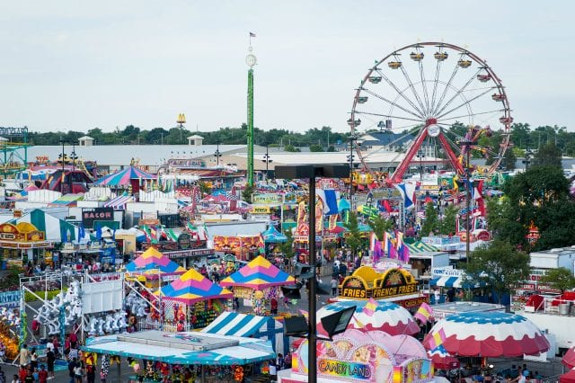 2015 Ohio State Fair: Day Eleven