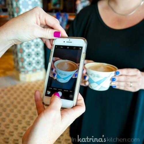 Premium Coffee- Eating Richly Aboard Princess Cruises