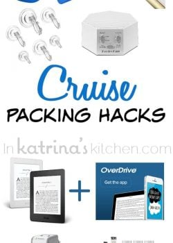 Cruise Packing Hacks