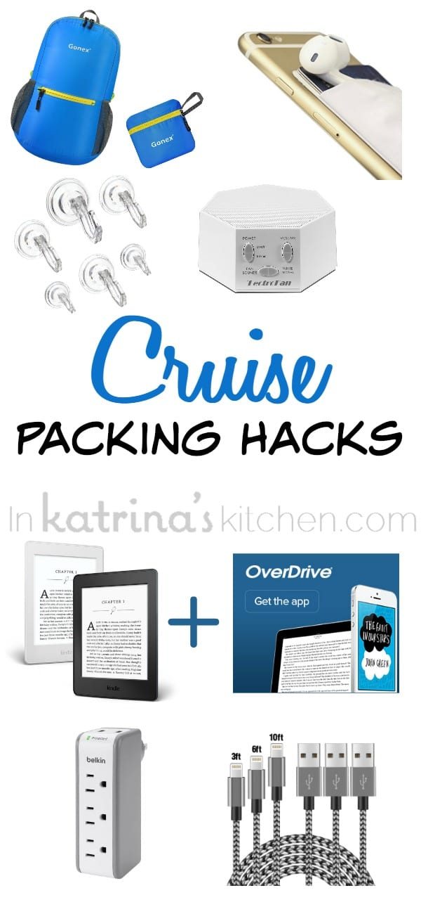 Cruise Packing Hacks that You've NEVER Seen Before -