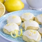 Lemon Ricotta Cookie Recipe