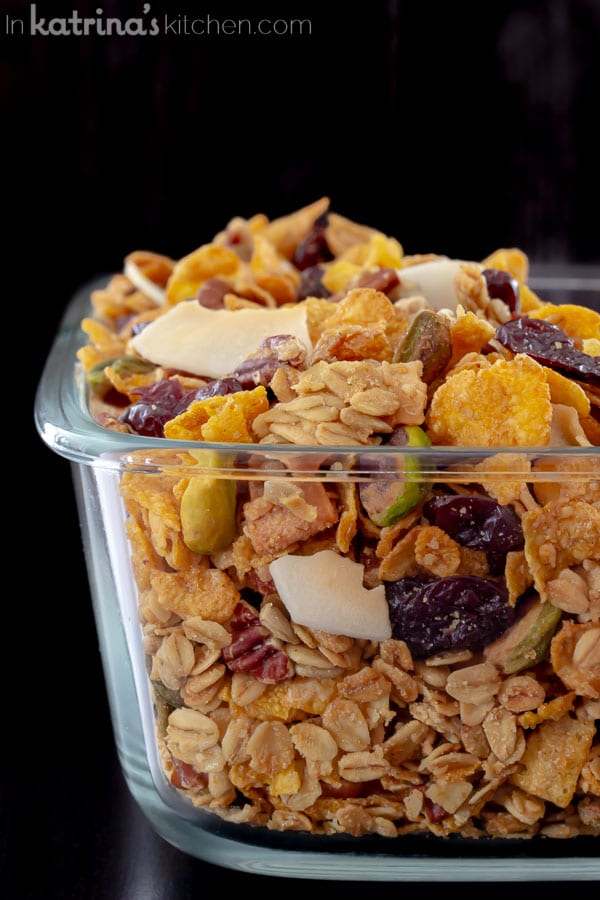 Eleven Madison Park Granola Recipe- the only granola recipe you will ever need. Ever.