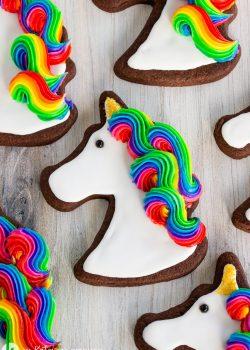 Unicorn Rainbow Frosting